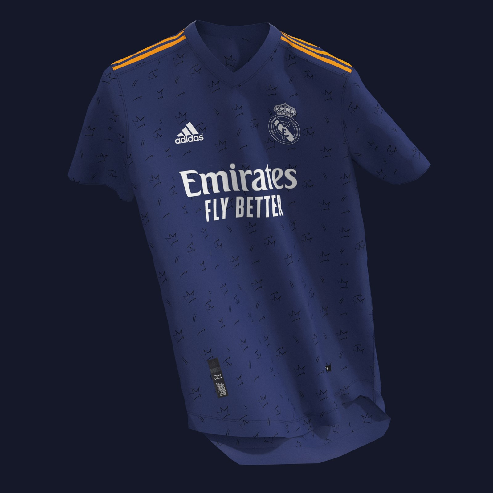 Products Leaked: Real Madrid 21-22 Away Kit Design ...