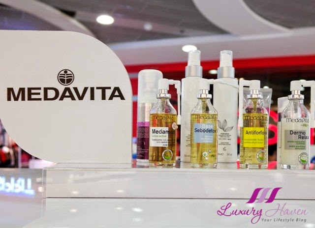 beauty by nature italian hair brand medavita