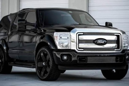 2019 Ford Excursion Diesel And Release Date