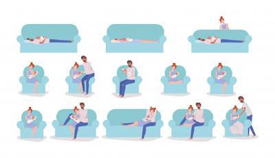 Cara Merawat Bayi Baru Lahir Usia 0 Sampai 12 bulan
