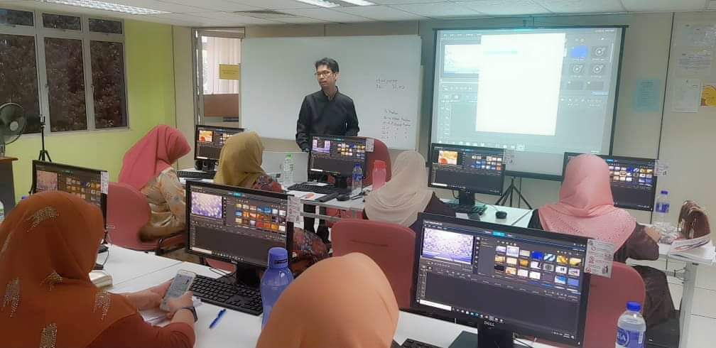 Kelas Pembangunan Video Politeknik Merlimau