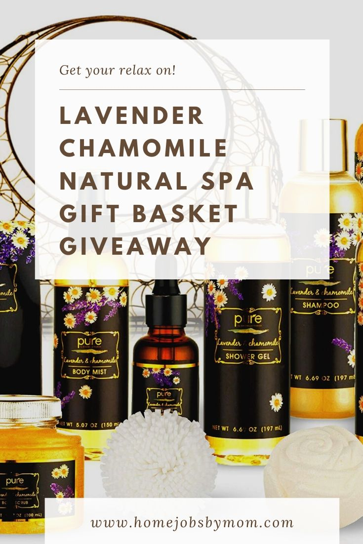 Natural Spa Giveaway