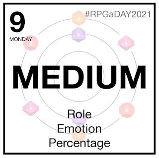 RPGaDAY2021 Day 9