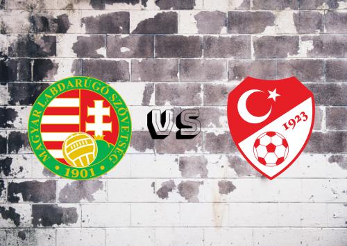 Hungría vs Turquía  Resumen