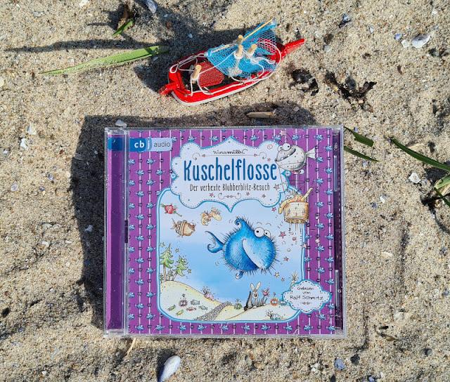 """Ahoi Fischhausen! Die """"Kuschelflosse""""-Kinderbücher und -Hörbücher. Das neueste Hörbuch der Reihe von Nina Müller im CBJ Kinderbuch Verlag ist voller Spannung und Erlebnisse!"""