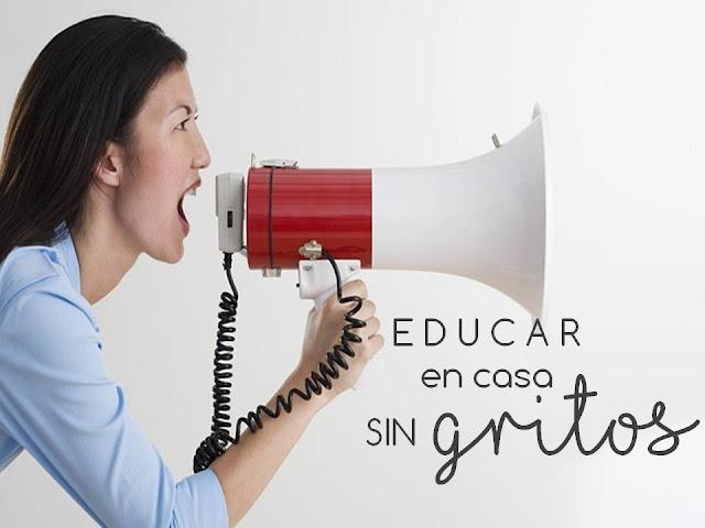 EDUCAR EN CASA SIN GRITOS