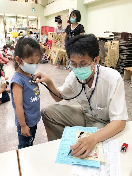 彰化縣公費流感疫苗接種 衛生所開放6個月至入學前幼兒(圖/衛生局提供)