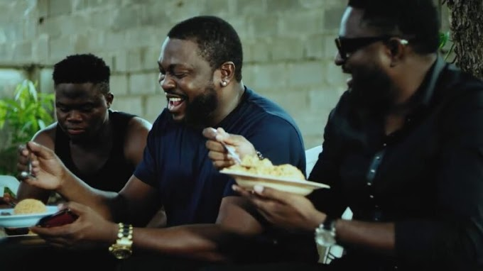 """BasketMouth – """"Myself"""" (Official Video) Feat. Oxlade & Show Dem Camp"""