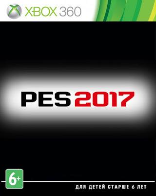 یاری بۆ ئێكس بۆكس PES 17 xbox360 torrent
