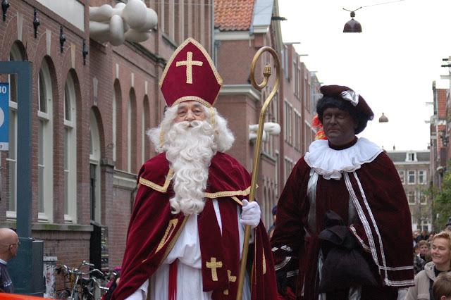Boże Narodzenie w Holandii