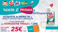 Logo Premiati con Tigotà 3: vinci 1200 Gift Card da 25€