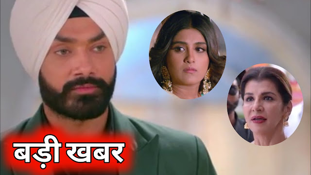 Storyline : Sarb-Mehar-Manav love triangle begins, new storyline of show revealed in Choti Sardarni