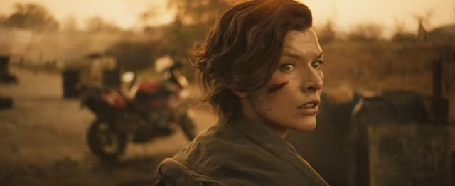 Resident Evil: The Final Chapter (2017) Movie - Sinopsis