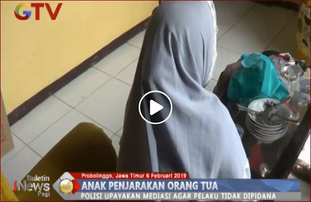 Ayah Mencuri Uang Sebesar 7 Juta, Sang Anak Tega Laporkan Ayahnya Ke Kantor Polisi