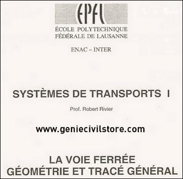 La Voie Ferrée - Géométrie et Tracé Général