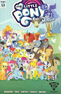 MLP Friendship is Magic #50 Comic Cover Fried Pie Variant