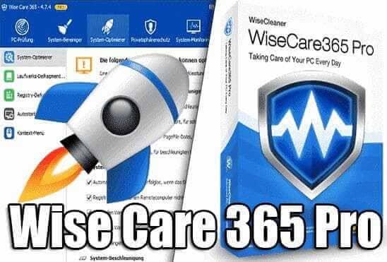 تحميل برنامج Wise Care 365 Pro 5.5.5 Build 550 اخر اصدار مفعل مدى الحياة