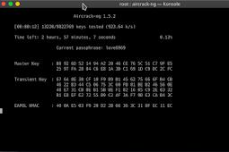 Cara Bruteforce Password WIFI dengan Aircrack-ng di Kali Linux