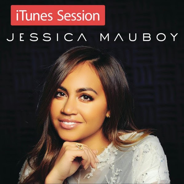 Jessica Mauboy - iTunes Session Cover