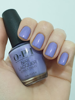 OPI galleria vittorio violet