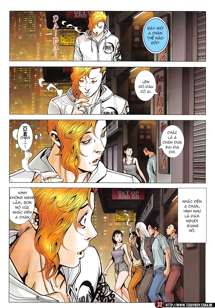 Người Trong Giang Hồ chapter 1952: a chí và a chân trang 31
