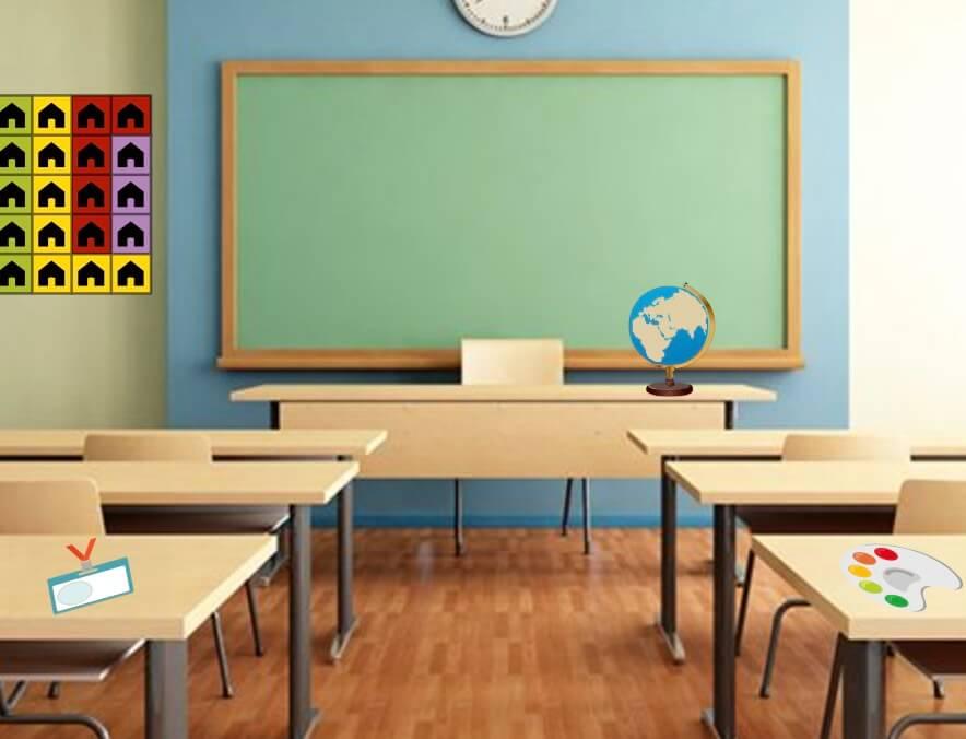 BigEscapeGames Modern Rise School Escape