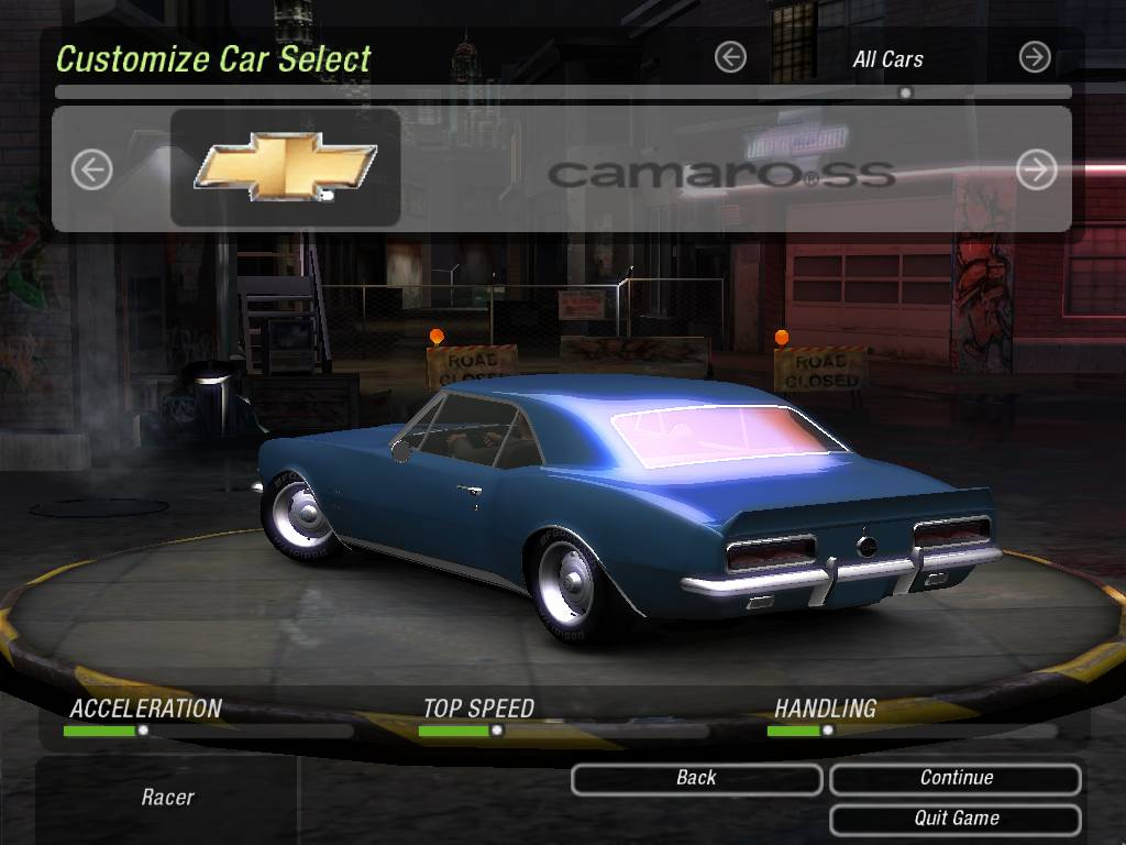 Download Free Need For Speed Underground 2 Mod Car