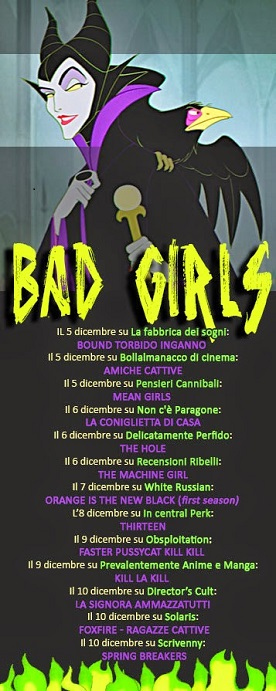 Bad Girls - 05/12/2014 - 10/12/2014