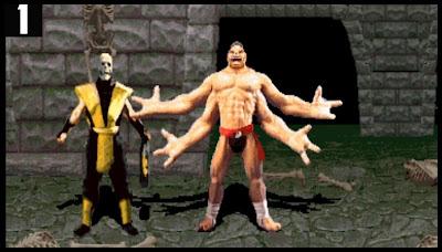Mortal Kombat 1+2+3