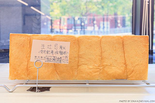 MG 7854 - 熱血採訪│台中麵包推薦,超夯生吐司、好吃小法國麵包,還有橫掃日本三大便利店的米蘭諾布丁!