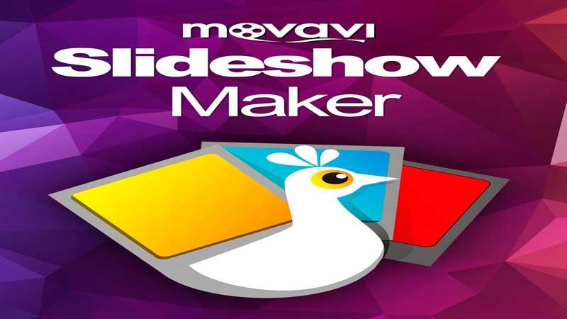 برنامج Movavi Slideshow Maker