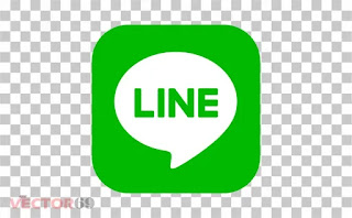 Logo LINE - Download Vector File PNG (Portable Network Graphics)