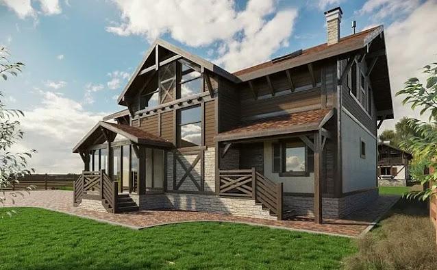 The cottage design