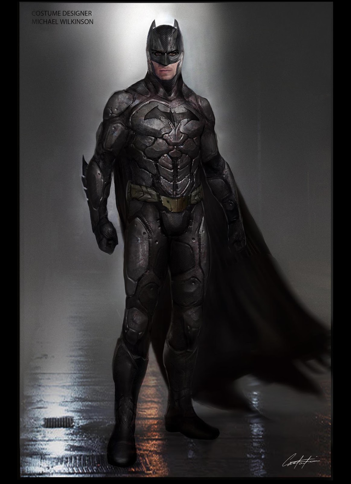 The Many Different Batman Suits | Unleash The Fanboy