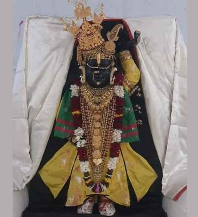 shrinathji nathdwara darshan 23 february 2021