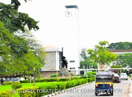 UI Admission List 2019/2020