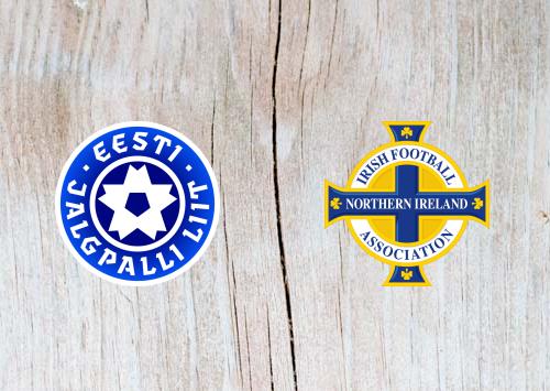 Estonia vs Northern Ireland - Highlights 8 June 2019
