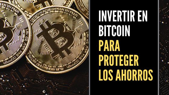 ¿Tiene sentido invertir en Bitcoin para proteger los ahorros?