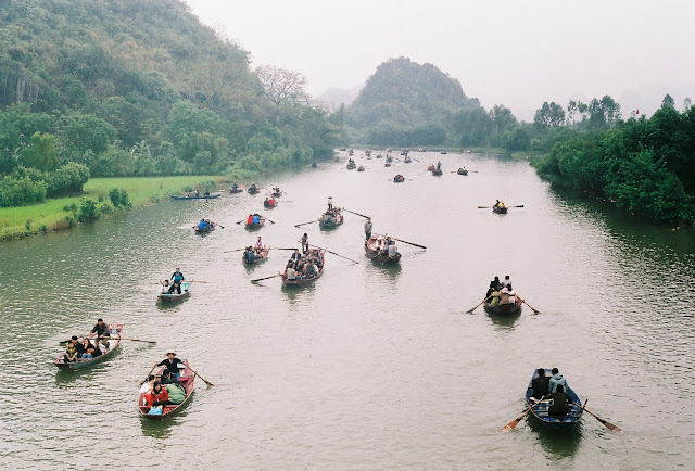 Spring in Vietnam is the season of festivals