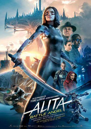ALITA: BATTLE ANGEL (2019) ταινιες online seires oipeirates greek subs