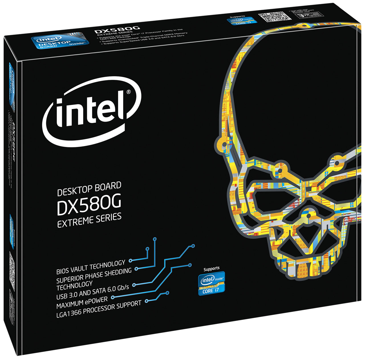 Intel DX58OG / DX58SO2 Express Windows 8 Driver Download