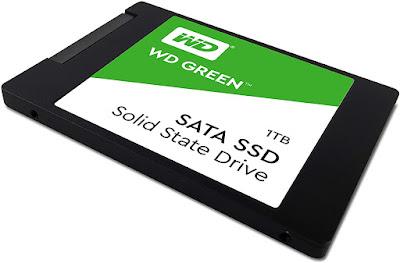 WD Green PC SSD 1 TB