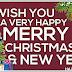 Happy New Year and Merry Christmas Images 2020: फोटो, इमेजेस, वॉलपेपर हिंदी/मराठी/इंग्लिश