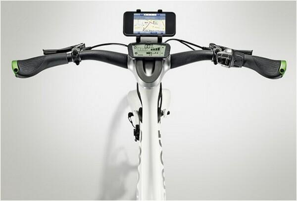 EBike- Hybrid Bike by Smart