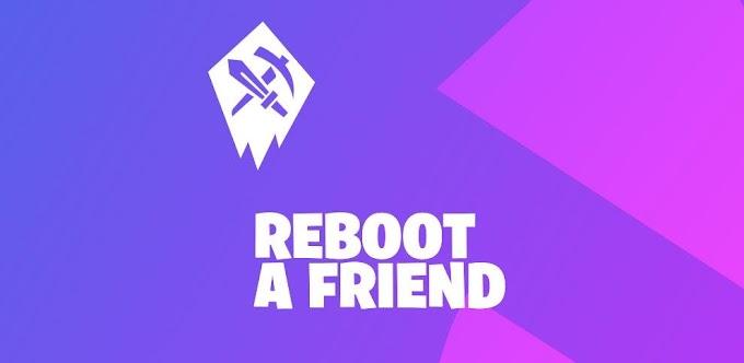 Fortnite: Como ganhar recompensas por reiniciar um amigo