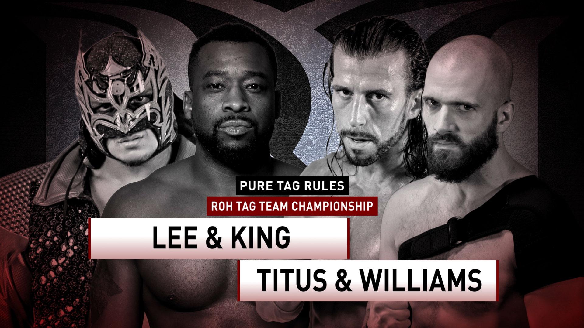 Cobertura: ROH Wrestling (13/06/2021) – A guerra continua!