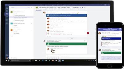 Masaüstü ve mobil cihazlarda Microsoft Teams