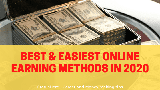 How To Earn Money From Home in India