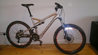 Stolen Bicycle - Specialized Stumpjumper