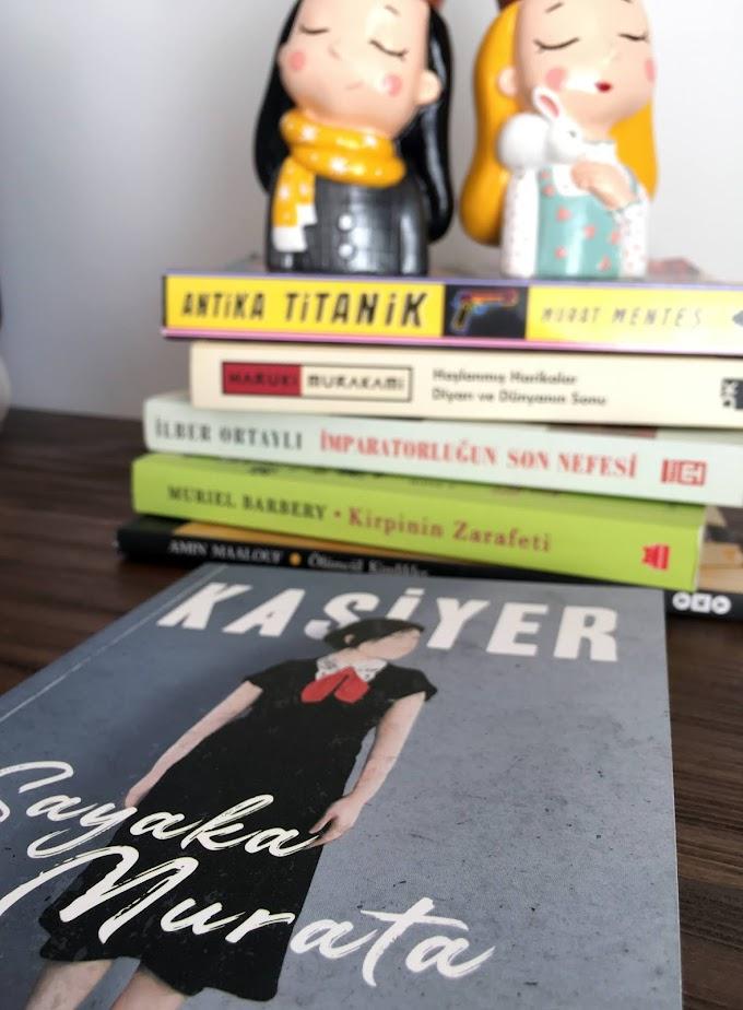 Kasiyer Kitap Yorumu - Sayaka Murata